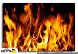 Ateş ve Alev Resimleri