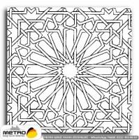 desen motif 00357