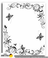 desen motif 00496