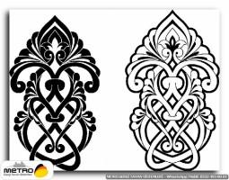 desen motif 00608