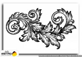 desen motif 01399