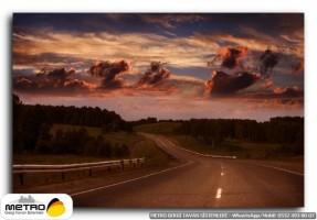 Yer Gök ve Ufuk Çizgisi Resimleri